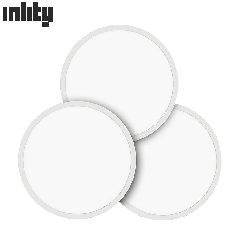 Inlity Round LED Flat Panel Lighting Diameter 500mm 48W