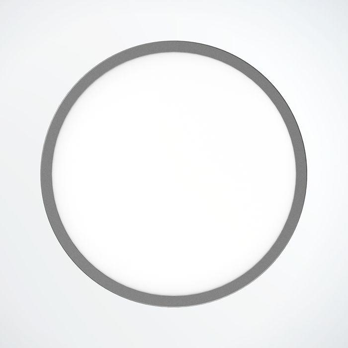 Inlity panel light recessed round 90w 1000mm 4000Kround lighting led panel for the office