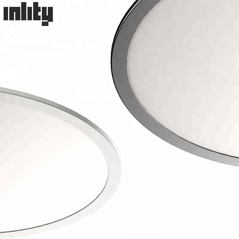 INLITY Round LED Panel Lights 1000mm Diameter 100lm/W for Office Lighting Meeting Room Dimmable Color Changing