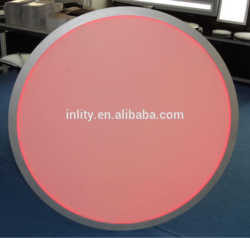 round LED Ceiling Light diameter 1000mm used at gymnasium
