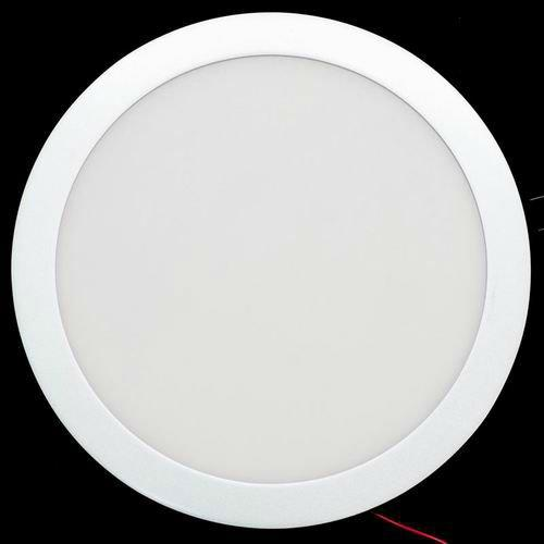 CRI>90 ultra-thin frame dimater 500mmpanel light for office project 48Wlamp LED colour developing index