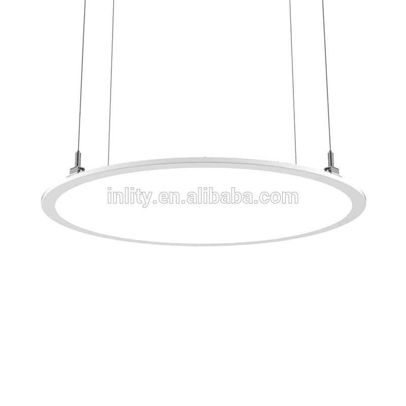 72W Diameter 800mm round led panel light for office 80lm/W Meanwell driver