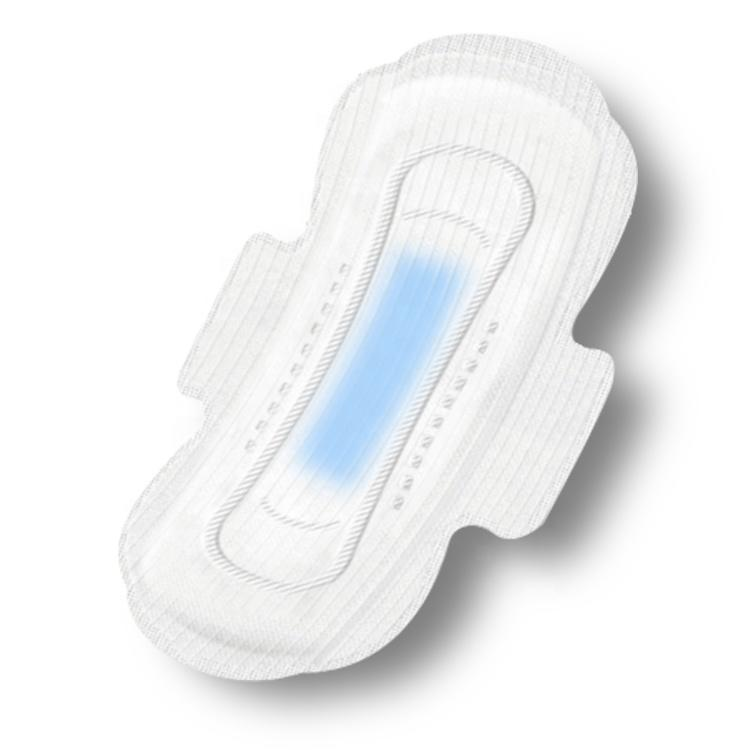 CustomizedNight Use Super Wings Ladies Pad Size Soft Care Lady Pad Sanitary Napkins/Sanitary Towel For Women
