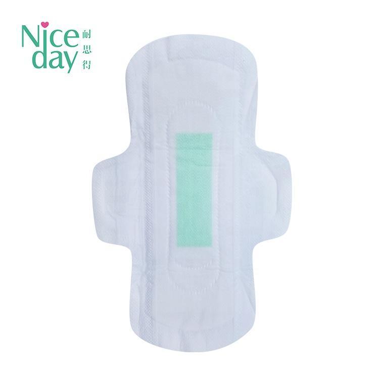 Good Quality Day Use Winged Regular Use Anion Sanitary Napkin Pad women underwear sexy panty