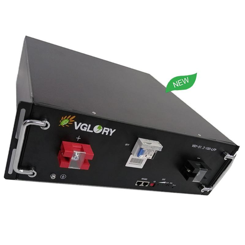 200ah 12v 100ah Prismatic Long Life Lifepo4 Storage Front Terminal Vrla 12 Volt Ups Solar Battery