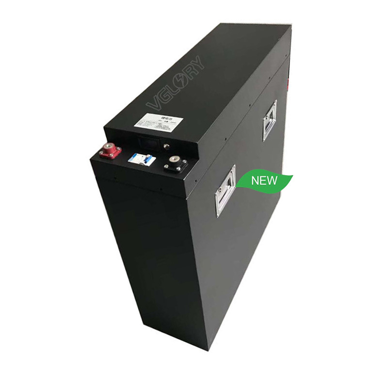 3000 Watts Power Station System Storage With Pvc Shell Lifepo4 Deep Cycle Battery For Solar Panel