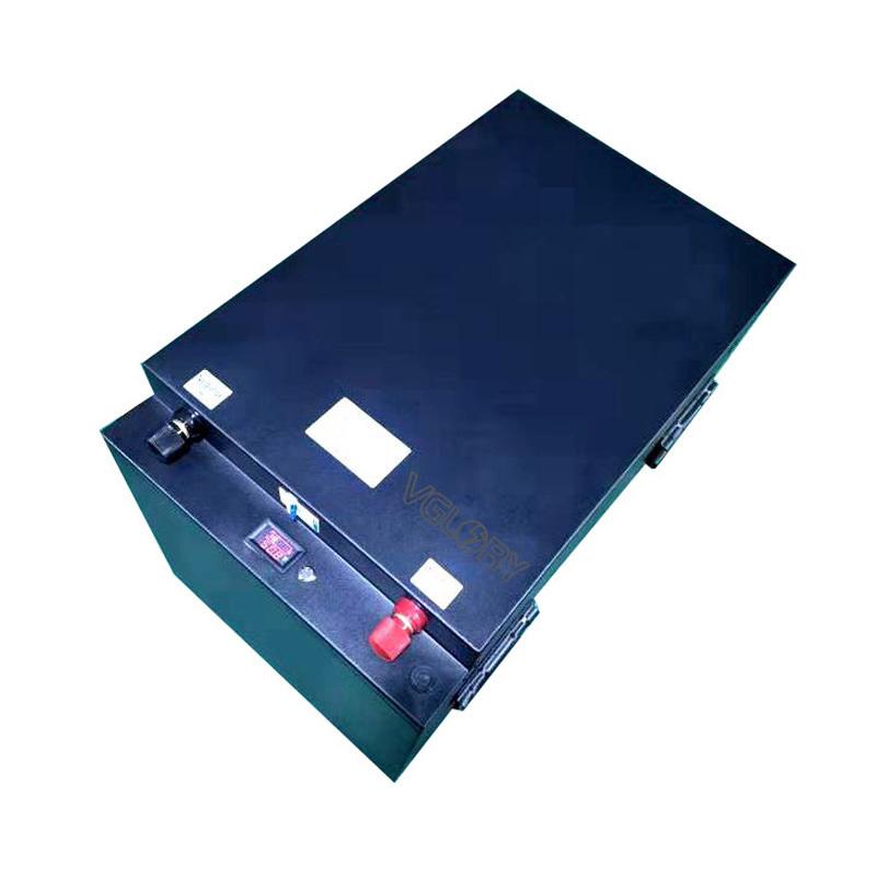 Solar Li Ion High Energy Capacity 12v 100ah 200ah 300ah Lithium Polymer Iron Phosphate Battery