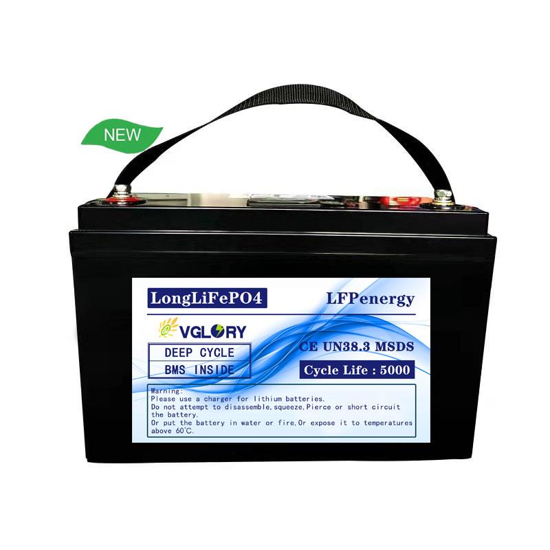Free Euro Ups Agm 12v 150ah Deep Cycle Car 100a 200a Bms Wholesale Backup 100 Ah Solar Battery