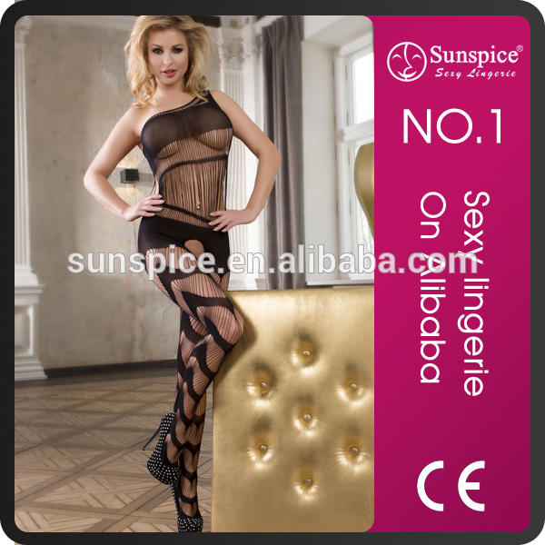 Sunspice Top quality pantyhose wholesale women's lingerie sexy pantyhose tube pantyhose