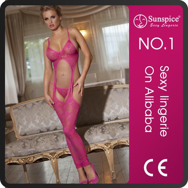 2018 Sunspice hot sale fashion style women sexy full body stocking
