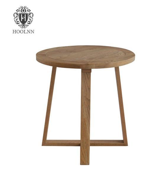 Axel Europe Mid-Centry Modern Solid Wood Side Table Furniture D1900