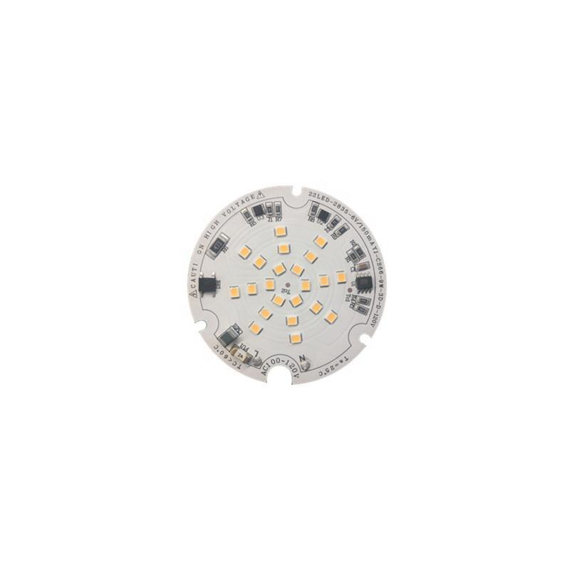 High quality 9WRa 82 ac pcb pcba dob driverlessled module for LED Bulblight