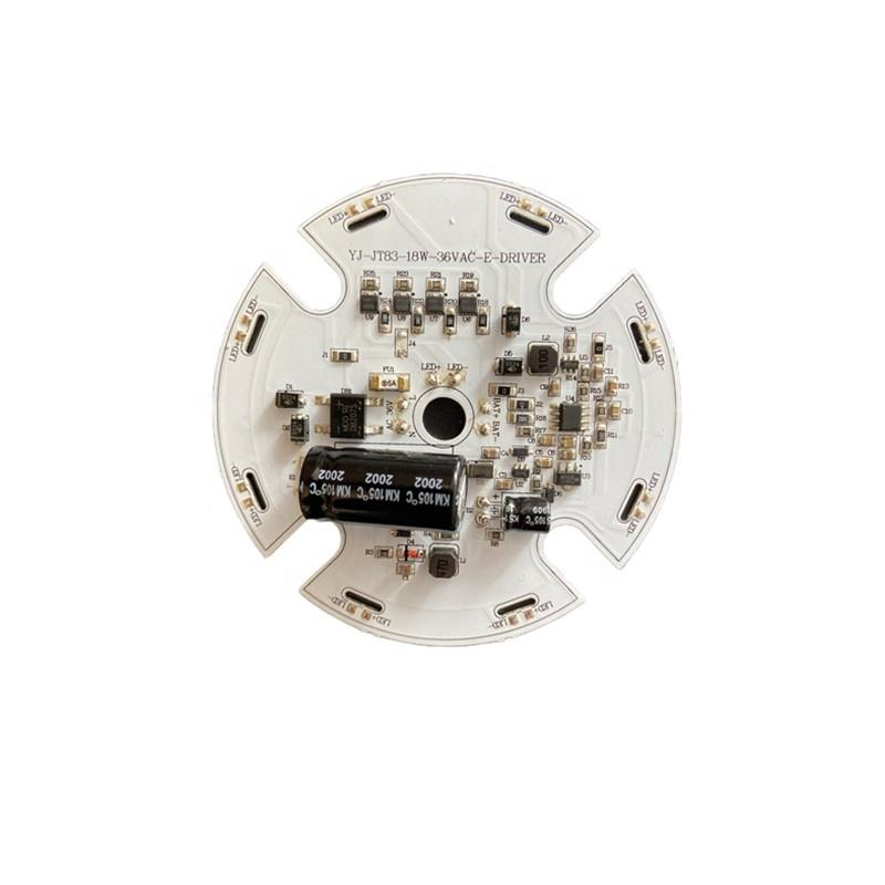 High quality 18W 100lm/W Ra80 ac pcb input led module for LED Emergency Light