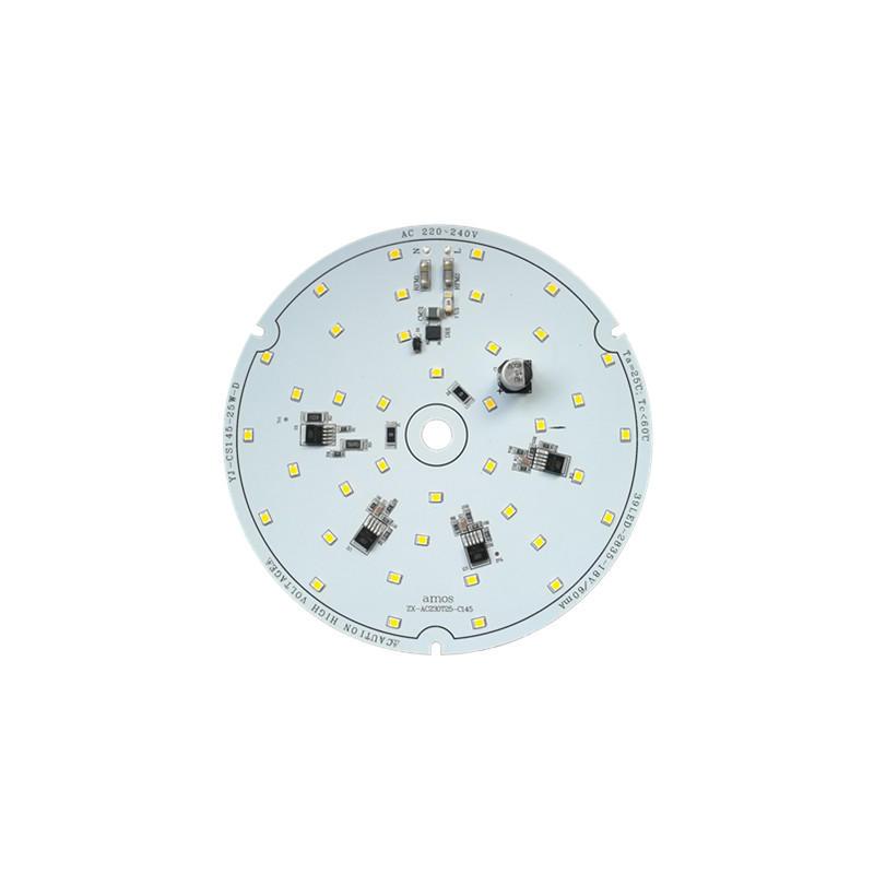 High quality 25WRa 80 ac pcb pcba dob driverless led module for LED Bulblight