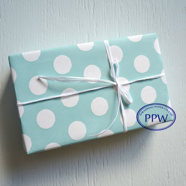 Polka Dots Paper wrap Gift Wrapping Paper wholesale