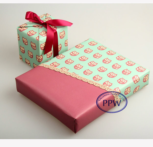 Stocklot gravure roll paper/gift wrapping paper jumbo rolls
