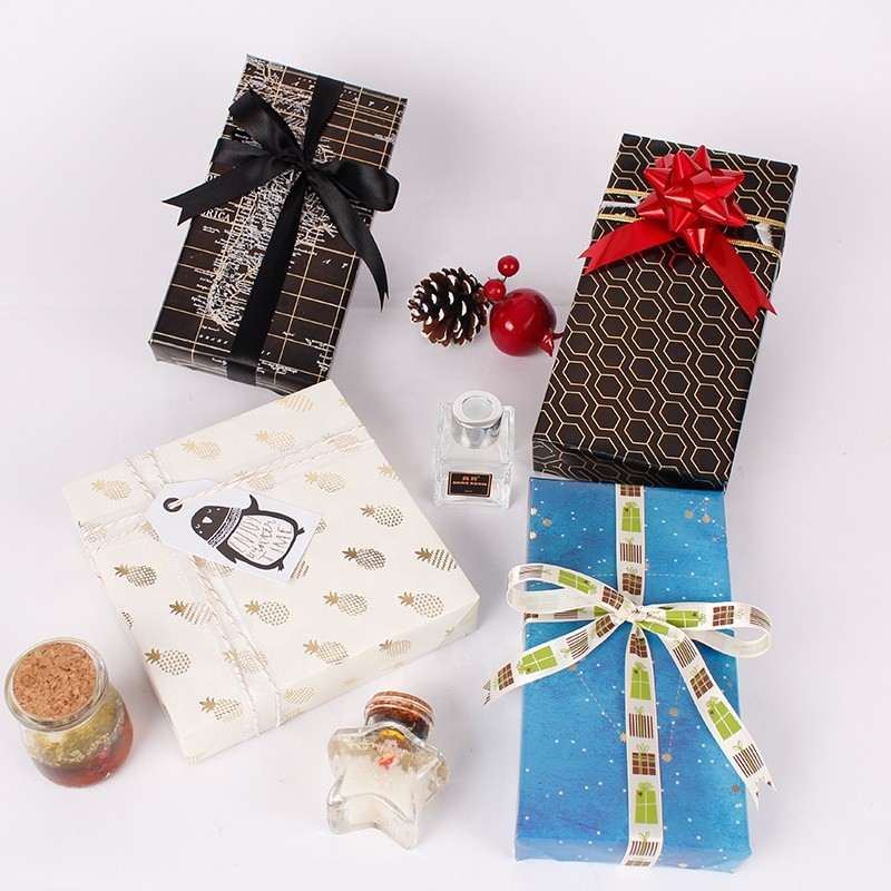 Japanese Gift Wrapping Paper in Roll