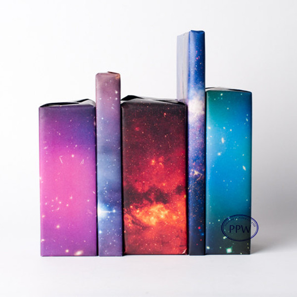 Galaxy design Wrapping Paper heavenly gift wrap