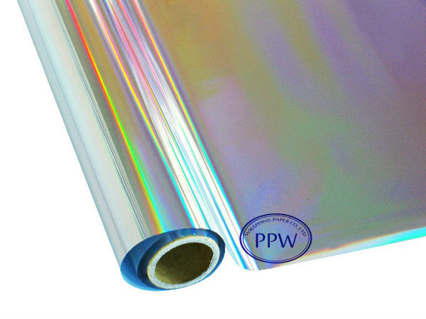 Aluminized gift wrapping paper, metallized paper, hologram gift wrapping paper