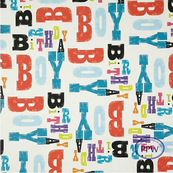 Boutique Double Sided gift Wrapping Paper