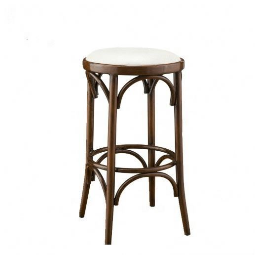 Popular Antique or Modern Style Prudentially made Indoor Swril Bar Stool