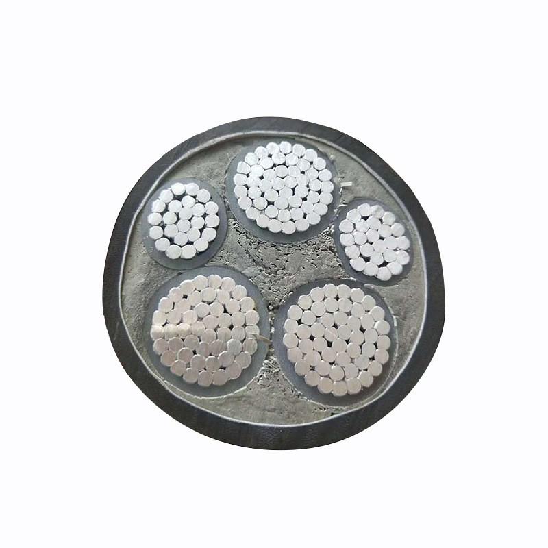 25mm 35mm Price List Aluminum Power Cable Aluminum Concentric Neutral Cable