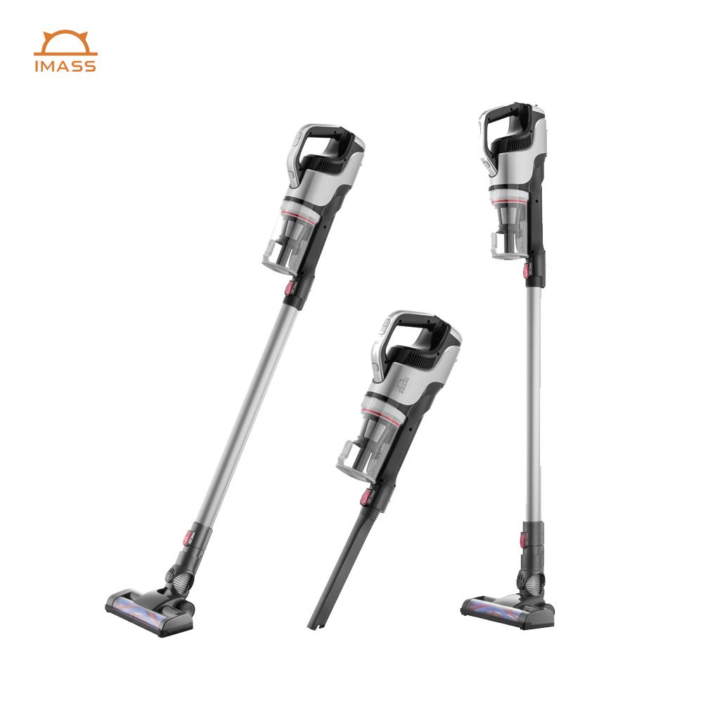 Upright Hot sales Wireless Stick Handheld Vacuum Cleaner for Carpet Floor Dry Vacuum Function
