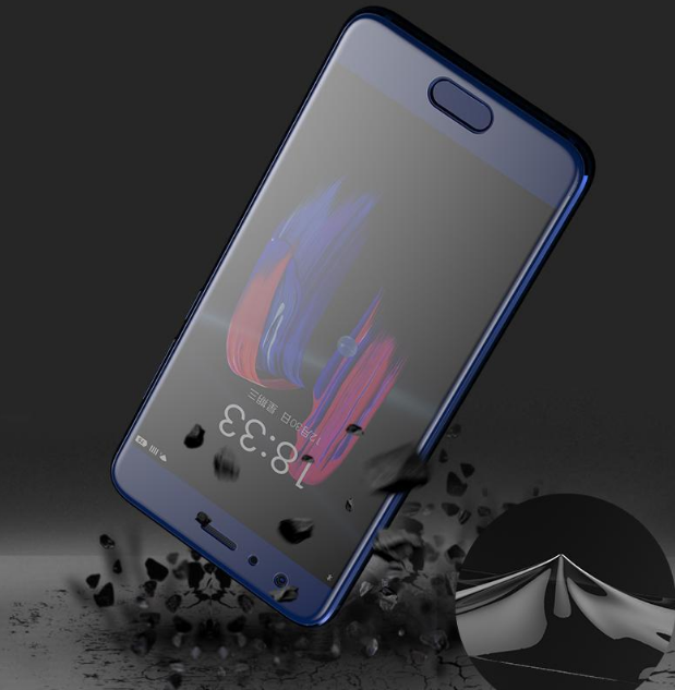 matte/high clear hydrogel tpu protection film screen protector