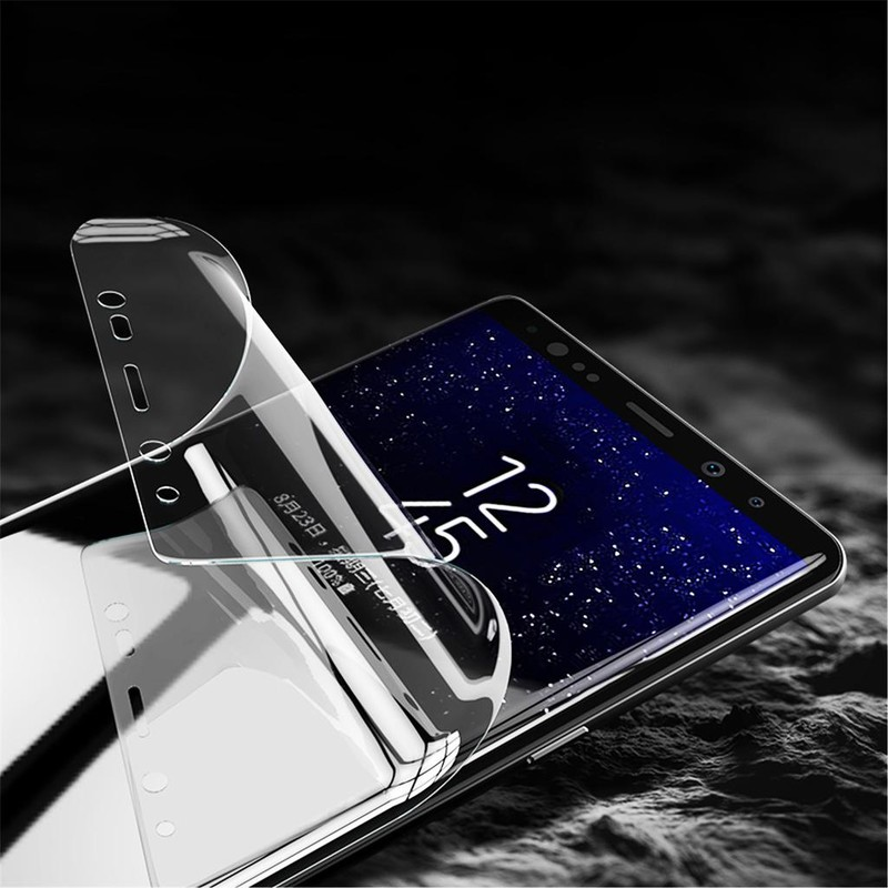 Mobile Phone Hydrogel Protective Film TPU Screen Protector