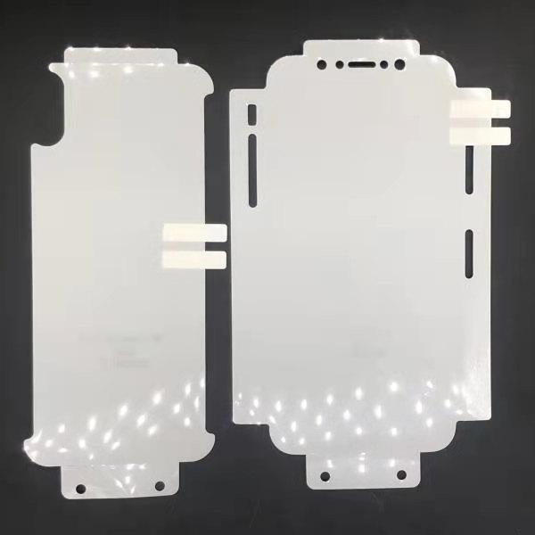 scratch auto repair curved full cover TPU soft hydrogel screen protection film