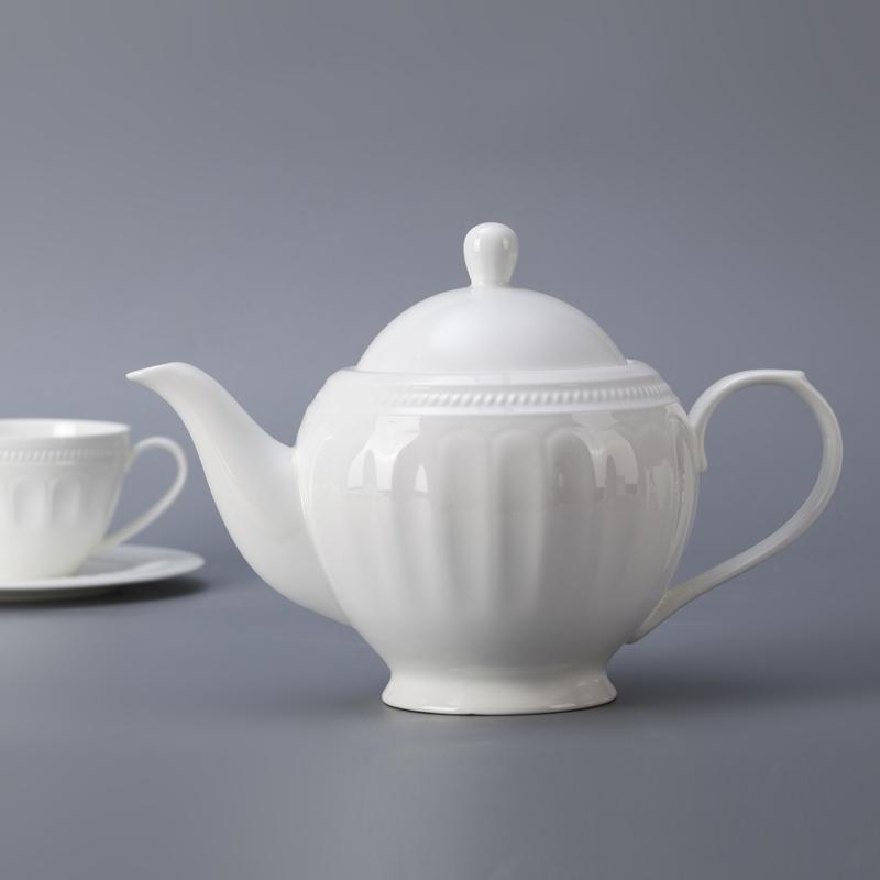 Western style five star hotel use bone china crockery tableware dinnerware set