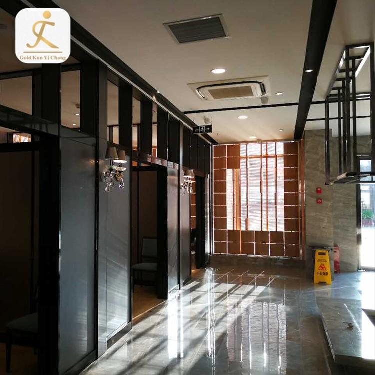 models curtain room divider multipurpose hall partition for room laser cut panels dividers for restaurants