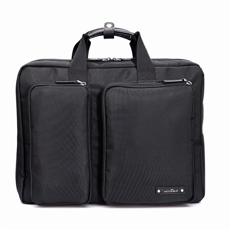 multi-fuction Waterproof Man Women 14 15.6 inch Laptop Briefcase Business Handbag for Men Large Capacity Messenger Shoulder Bag