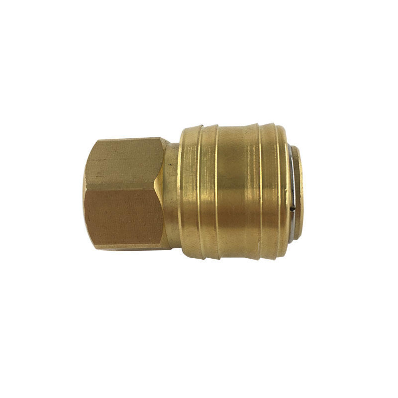 Female 1/4 1/2 Inch 14KA IW13 MPX 14KA IW21 MPX Quick Brass Pneumatic Fitting Hose Coupling