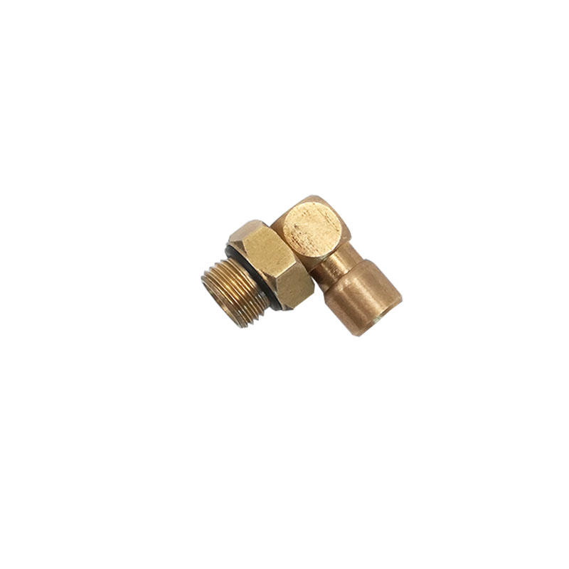 Eisele joint instead brassjointstraightthread joint M4.5x9.5
