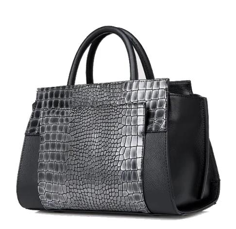 China New Ladies Handbags Women Leather ToteBags Large-capacity Travel Bags