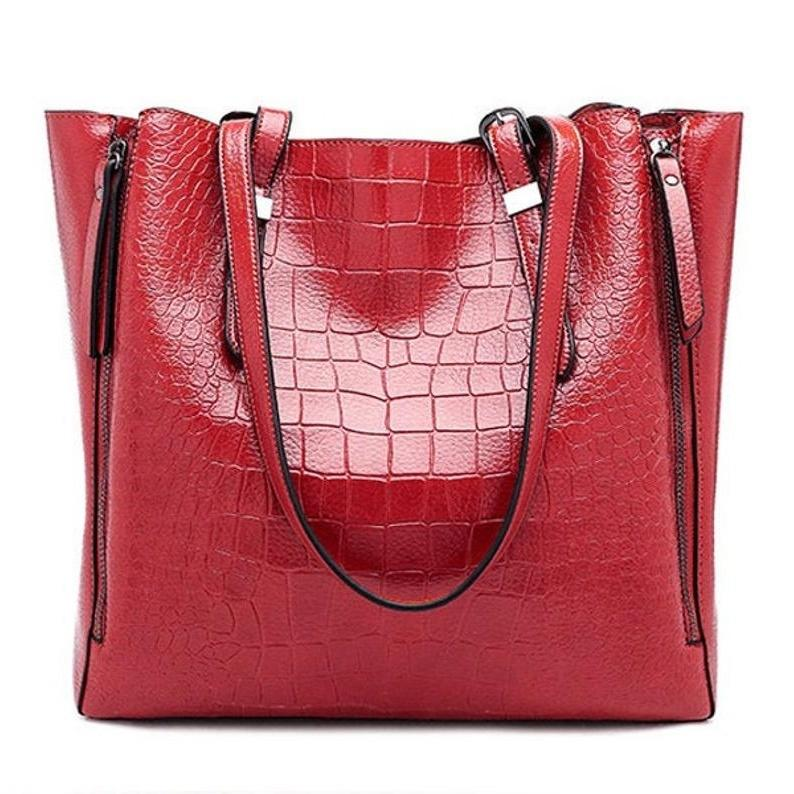 China wholesale designers custom lady leather hand bags tote handbags shoulder famous brands