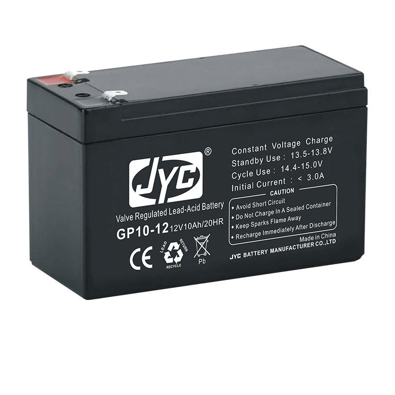 China JYC Sufficient Capacity 24V 10Ah Lead Acid Battery