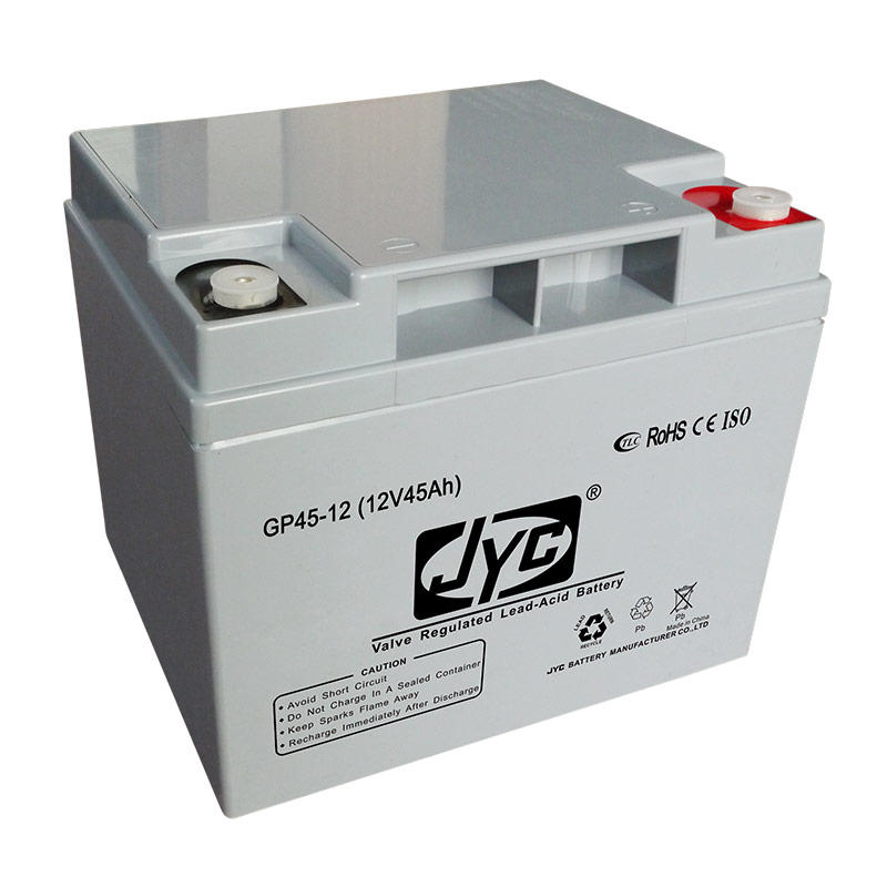 super long cycle 12v 45ah lead acid battery