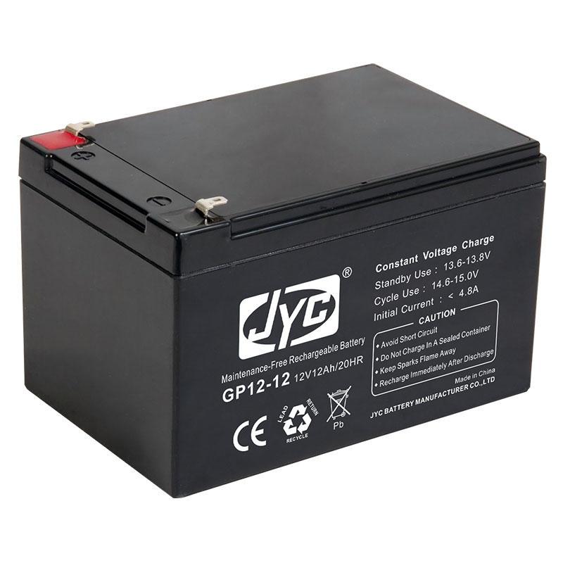 Factory Quality Sealed Maintenance Free Lead Acid Battery 12v 12ah UPS Battery Uninterruptible Power Supplies