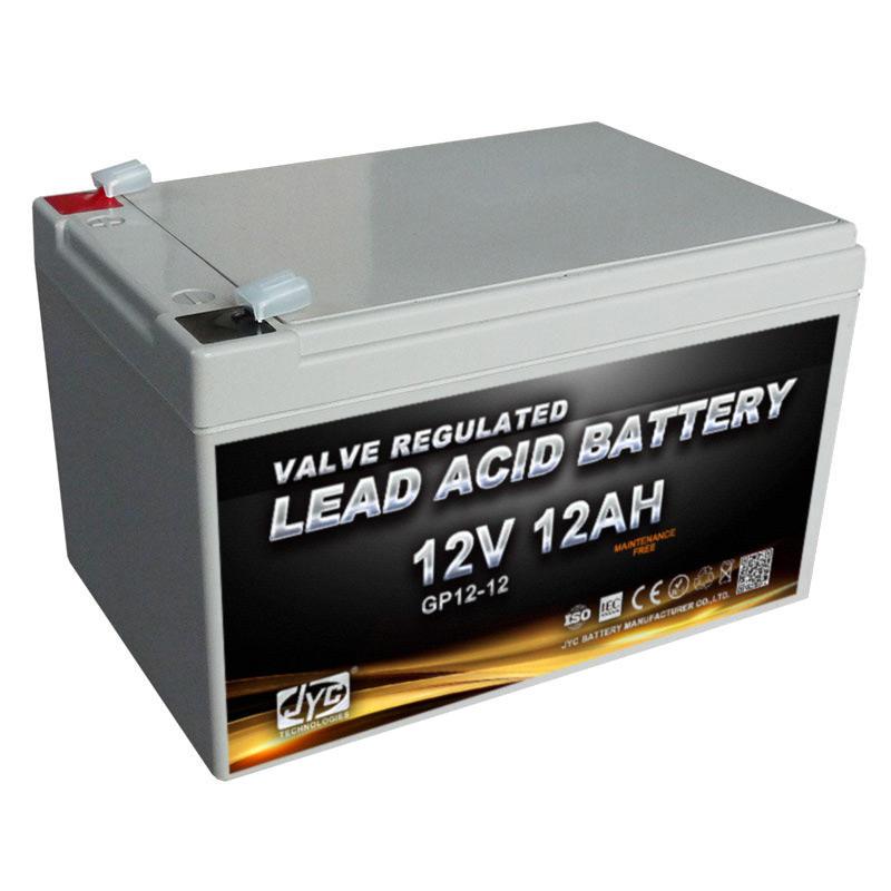 msds sealed lead acid 12v 12ah 20hr battery
