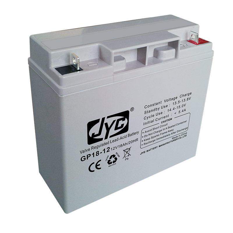 Perfect shape design lead acid battery 12v 18ah