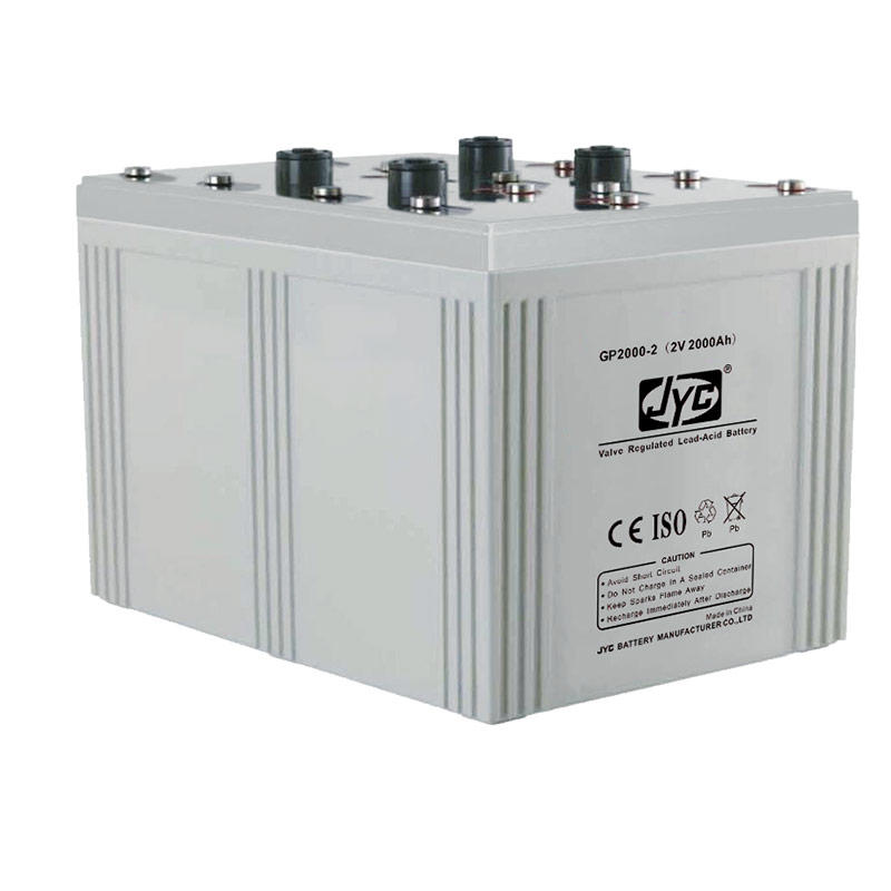 most reliable supplier sealed maintenance free lead acid 2v 4000ah battery