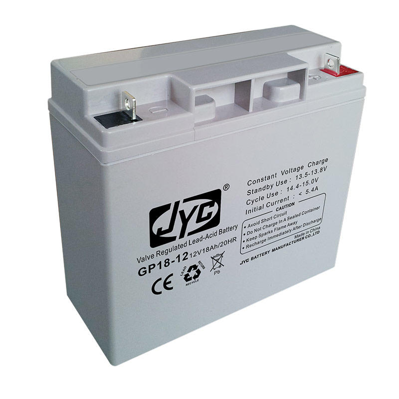 12v 18ah Sealed Lead Acid Battery for Electric Bicycle