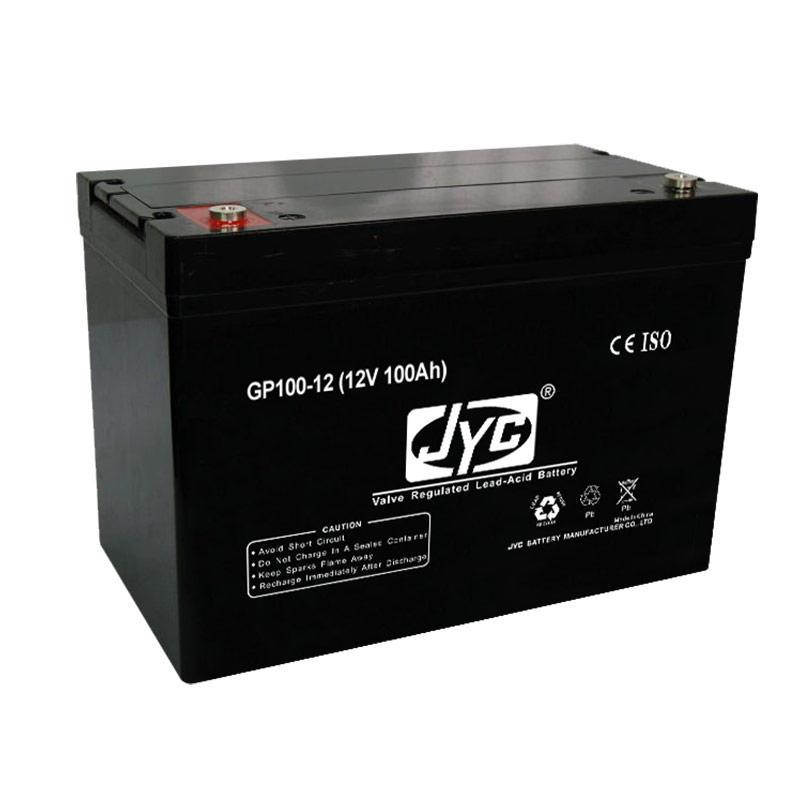 ROHS sealed lead acid sla 100ah 12 volt rechargeable battery