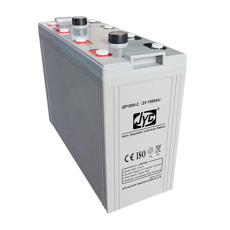 Solar Battery 2v 1000ah Deep Cycle Battery for Solar System/Backup