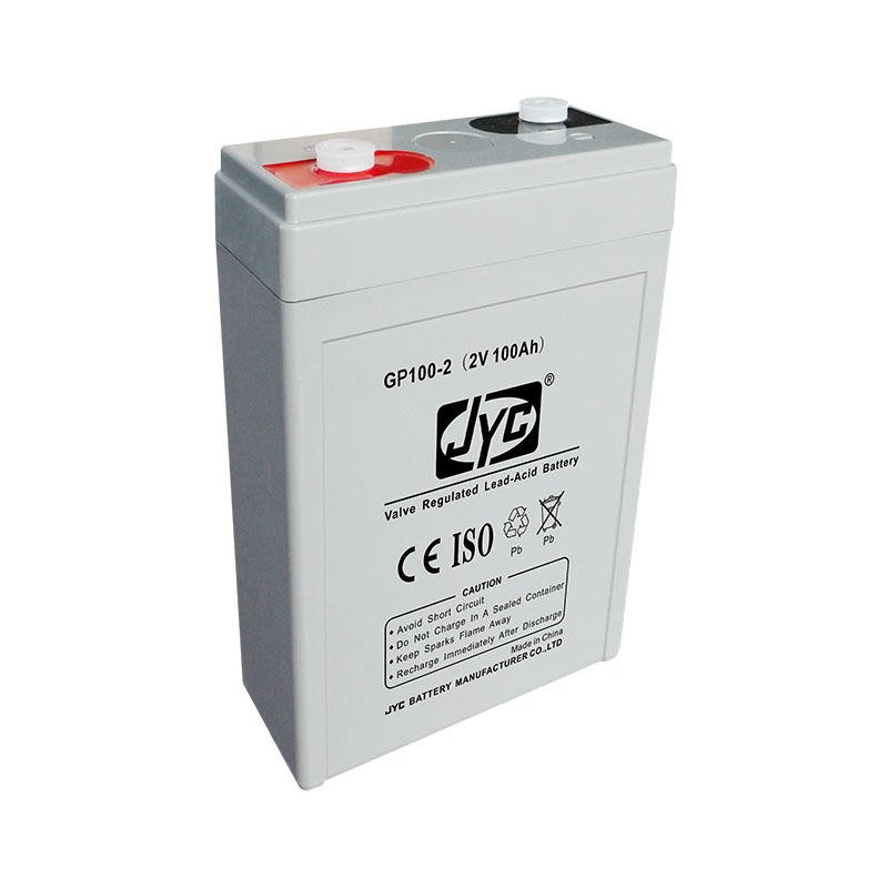 Newest Hot Selling Rechargeable Lead Acid 2v 100Ah Battery
