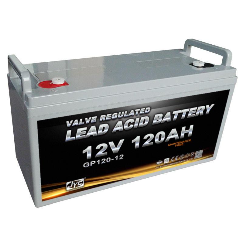 Maintenance Free Sealed AGM Battery 12v 120ah Lead Acid Battery