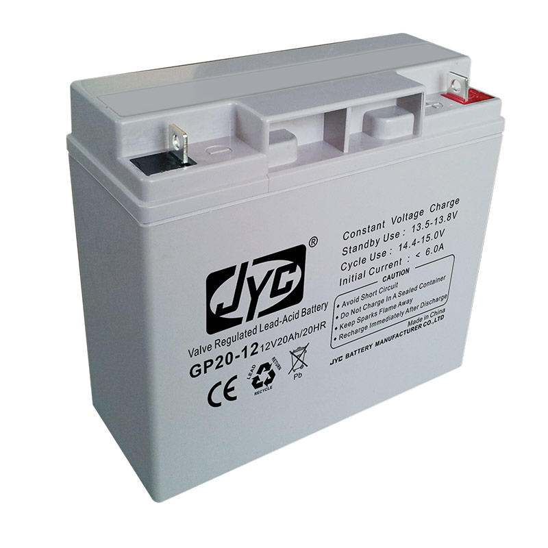 Maintenance Free Sealed 12v 20ah Battery 1S4P Form 48v 20ah Lead Acid Battery