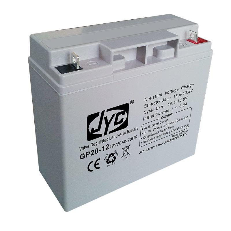Maintenance Free Sealed 12v 20ah Battery 1S4P Form 48v 20ah Lead Acid Battery